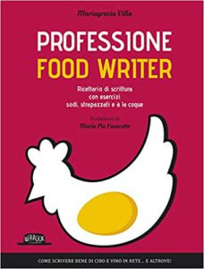 professione food writer