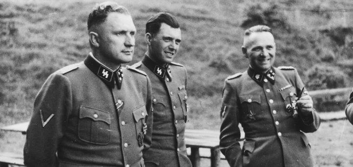 Rudolf Hoess Auschwitz
