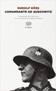 Comandante ad Auschwitz libro