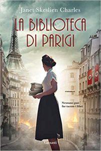 la biblioteca di Parigi libro