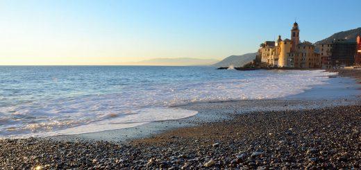 Spiaggia Camogli