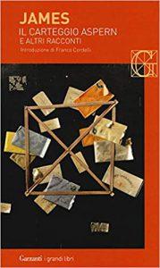 Il carteggio Aspern libro