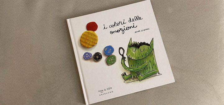 i colori delle emozioni libro