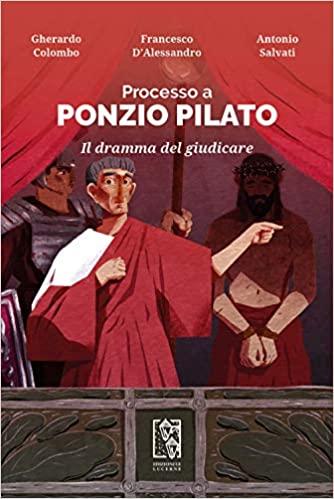 Processo a Ponzio Pilato libro